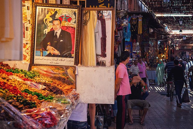 souk divers marrakech
