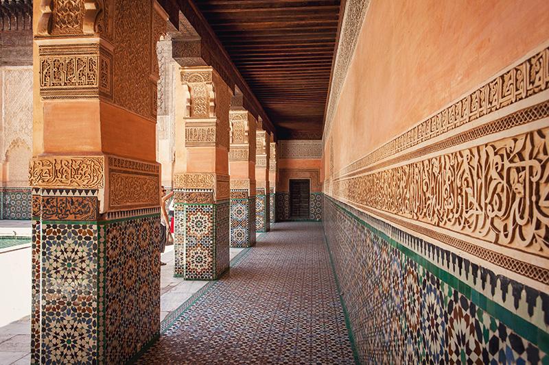 école coranique Médersa Ben-Youssef marrakech bis