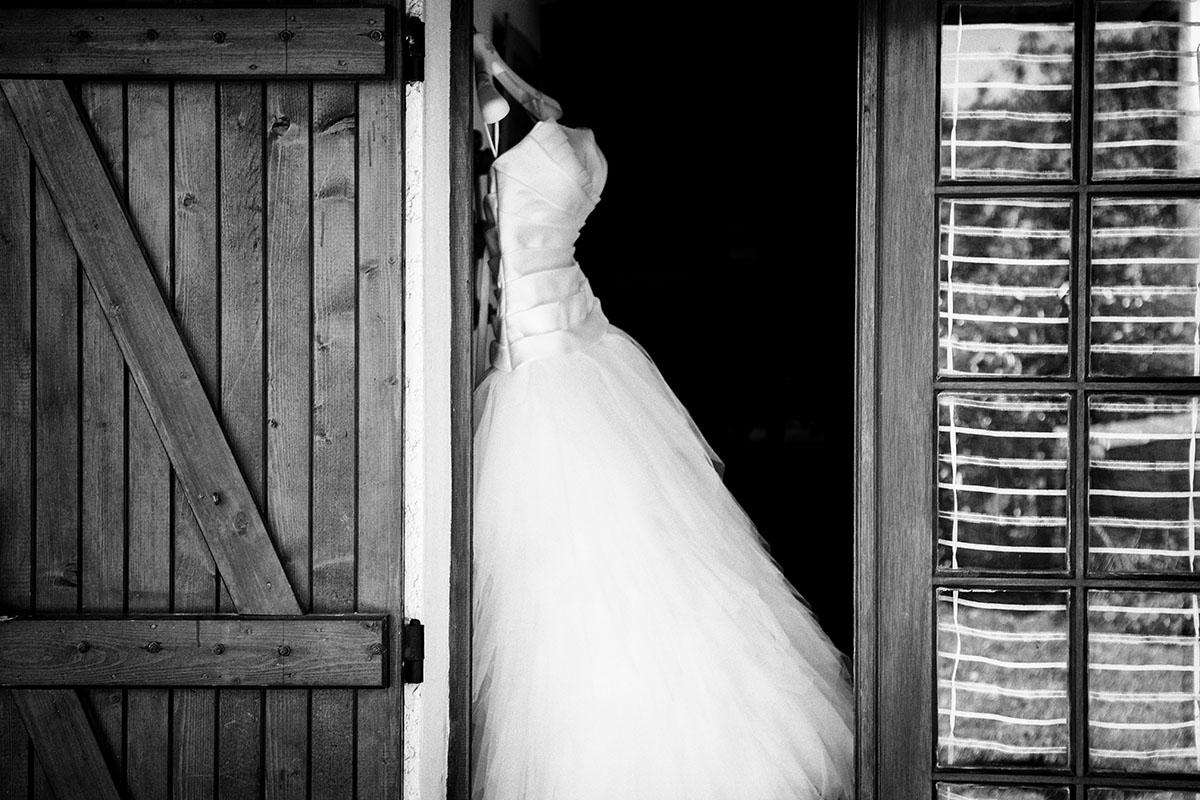 Mariage préparatifs robe mariée