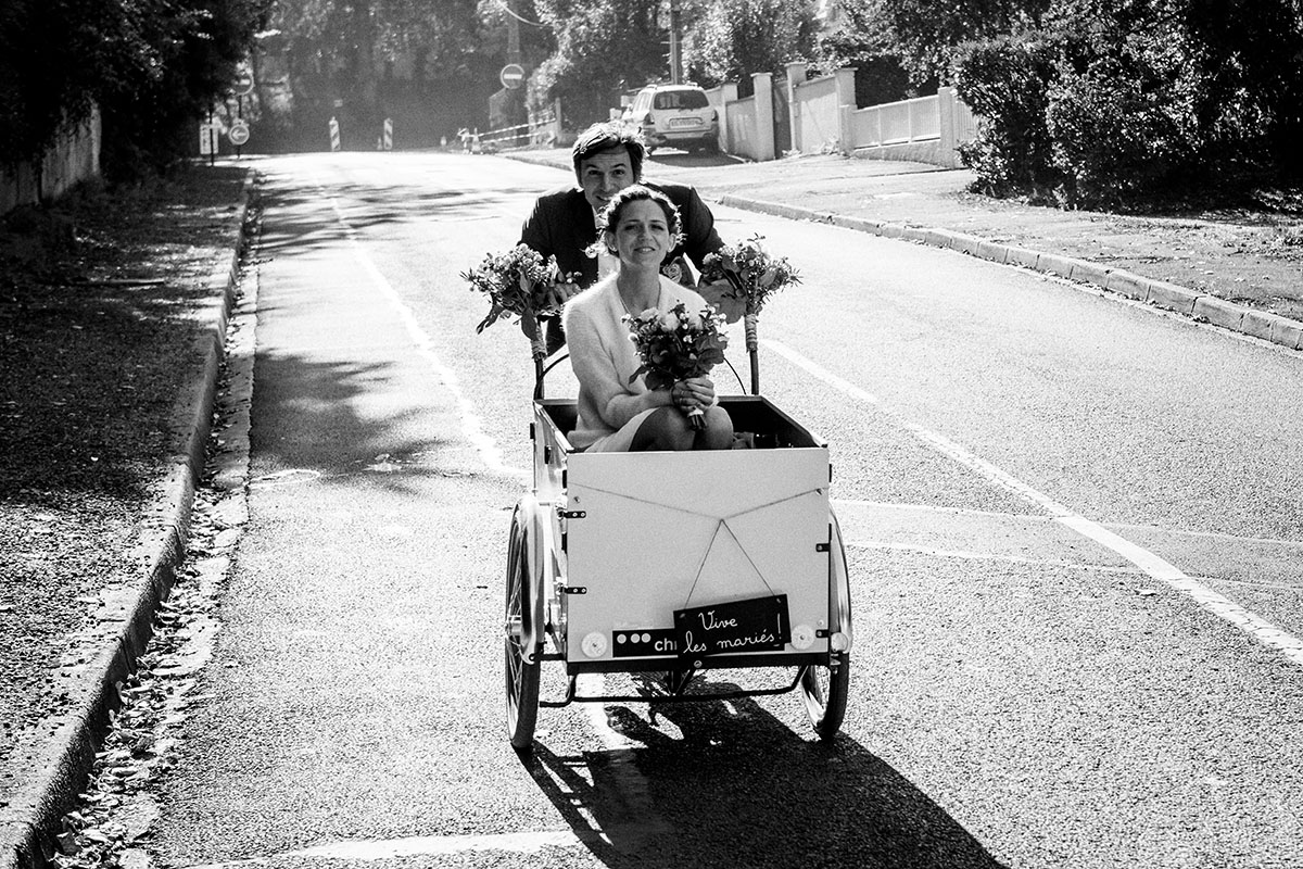 Mariage tricycle