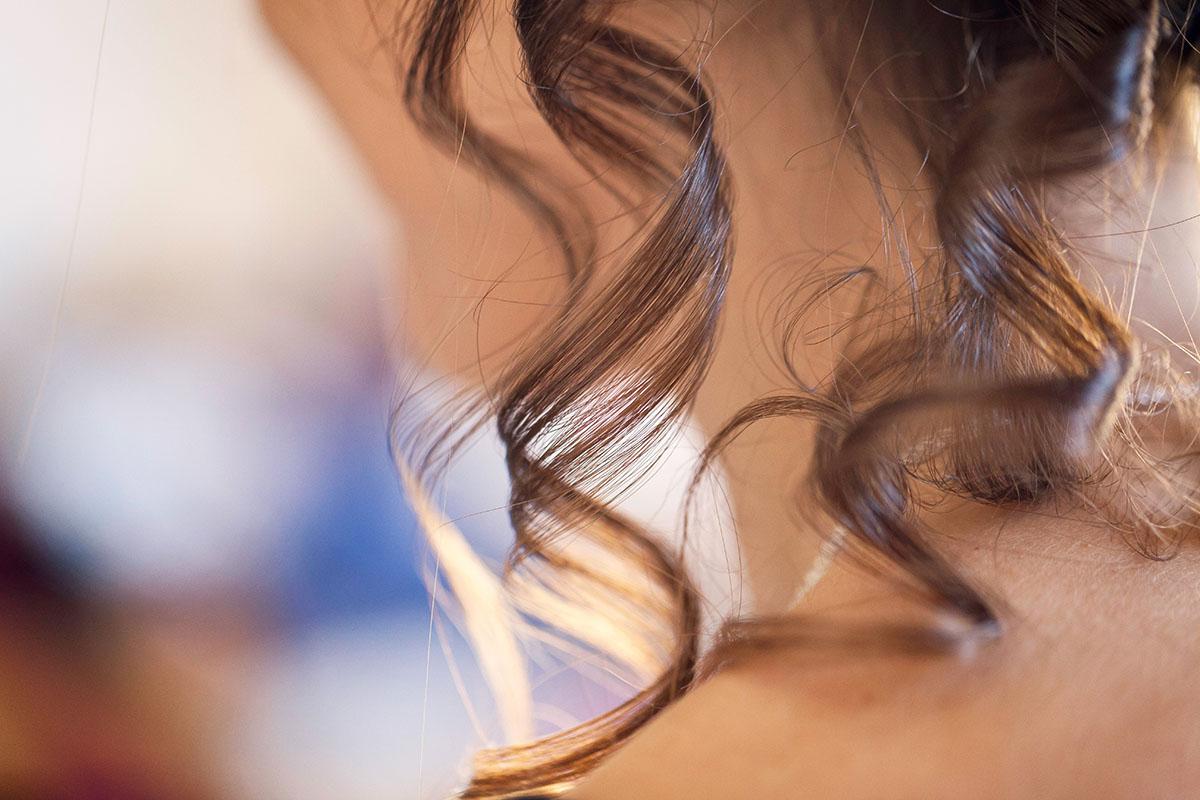 Mariage préparatifs coiffure