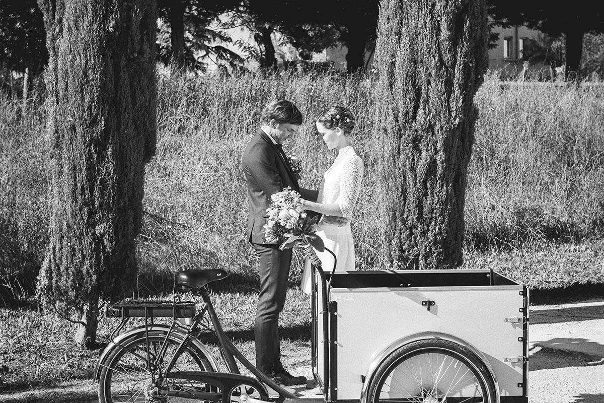 Mariage rencontre parc noir et blanc