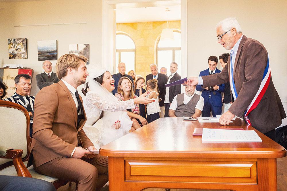 Mariage rencontre mariés